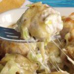 Пельмени с начинкой из мяса запеченные Вторые блюда Пельмени