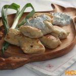 Пельмени с начинкой из рыбы Вторые блюда Пельмени