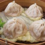 Пельмени с начинкой из свежих грибов и репы Вторые блюда Пельмени