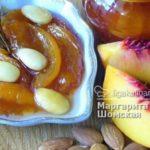 Персики с пряностями «Джорджия» Американская кухня