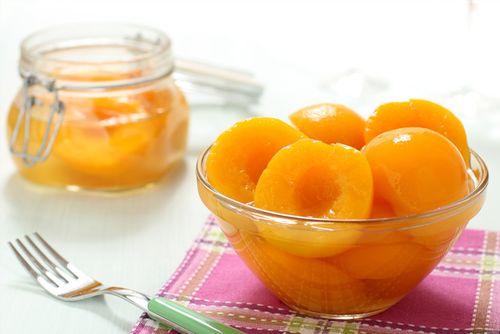 Персики в собственном соку с медом Заготовки, консервирование