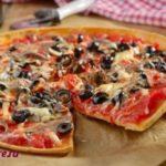 Пицца по-лигурийски Пицца