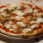 Пицца с мидиями по-китайски Пицца