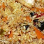 Пилав куриный Крупяные блюда Турецкая кухня