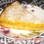 Пирожки из песочного теста с начинкой Русская кухня