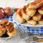 Пирожки с картофелем и грибами Из картошки