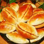 Пирожки с мясом и рисом «От любимой бабушки» Выпечка Пирожки