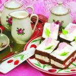 Пирожное «Сладкая ягодка» Выпечка Пирожные