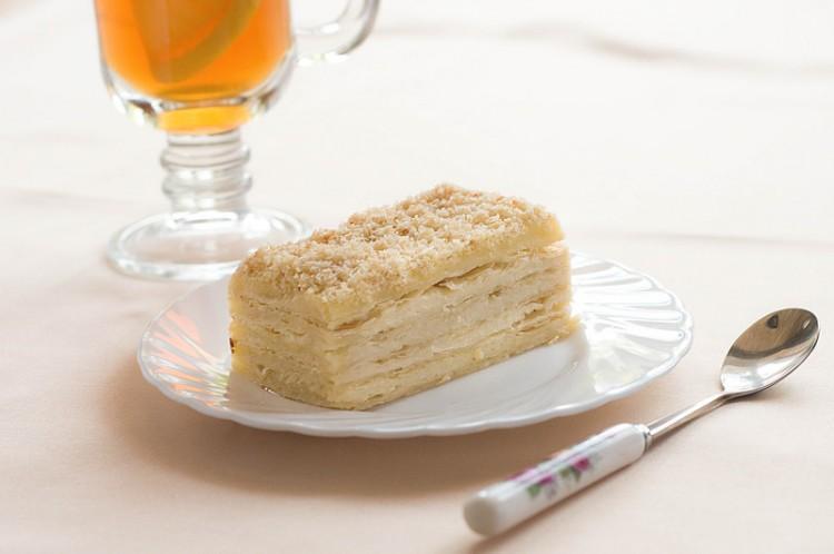 Пирожные «Бонапартики» Выпечка Пирожные