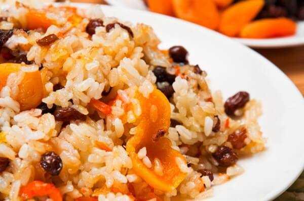 Плов по-армянски Вторые блюда Пловы