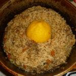 Плов с лимоном Вторые блюда Пловы