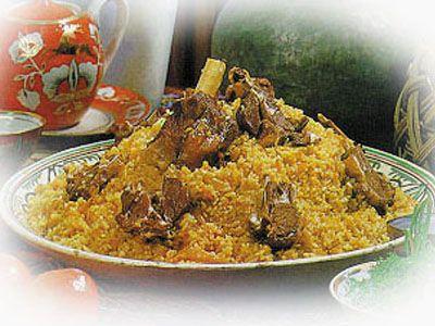 Плов сабза-каурма Вторые блюда Пловы