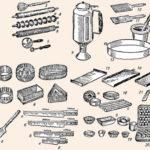 Посуда и приспособления для изготовления кондитерских изделий Советы