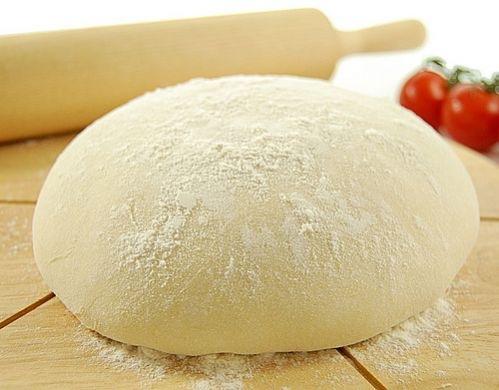 Приготовление дрожжевого теста для пиццы