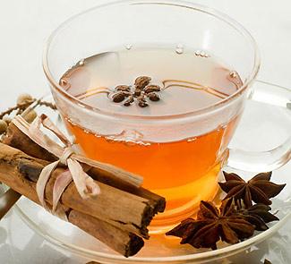 Пряный чай Напитки