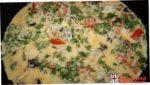 Пряженя с грибами Украинская кухня
