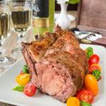 Ростбиф на ребрах Блюда из мяса Вторые блюда