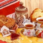 Русский десерт Десерты Фруктовые десерты