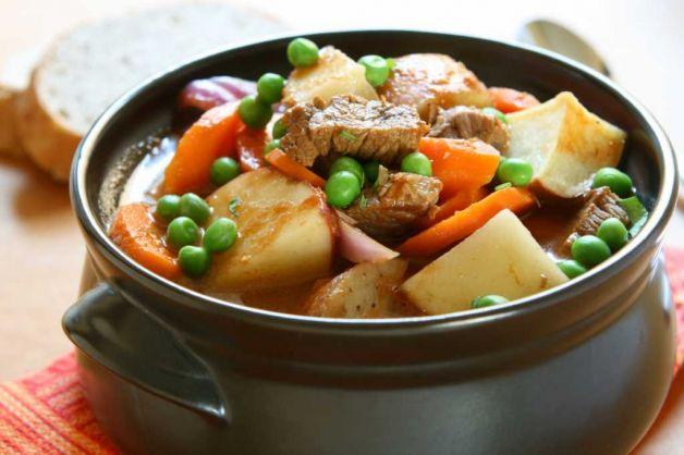 Русское жаркое Блюда из мяса Вторые блюда