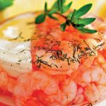 Рыба и заливные морепродукты под майонезом Английская кухня