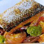 Рыба по-египетски Африканская кухня