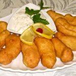 Рыба в тесте Закуски