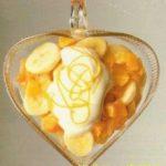 Салат из апельсинов с абрикосами Десерты