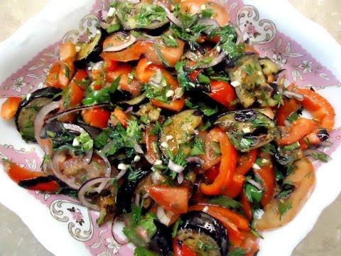 Салат из баклажанов Заготовки, консервирование