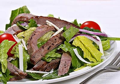 Салат из буженины Праздничный стол Салаты