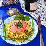 Салат из курицы по-лионски Салаты