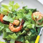 Салат из осетрины с овощами Праздничный стол Салаты