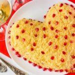 Салат «Любимый» Русская кухня
