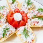 Салат на закуску Салаты