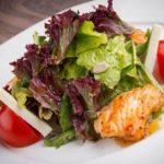 Салат с филе судака по-мурмански Салаты