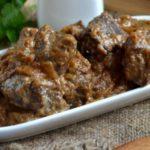 Сборное жаркое в горшочках Блюда из мяса Вторые блюда