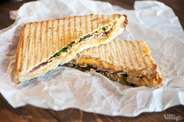 Сэндвичи с плавленым сыром Немецкая кухня