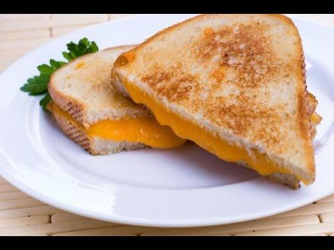 Сэндвичи с сыром Немецкая кухня