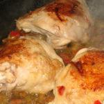 Сенегальская ясса — маринованная курица Африканская кухня