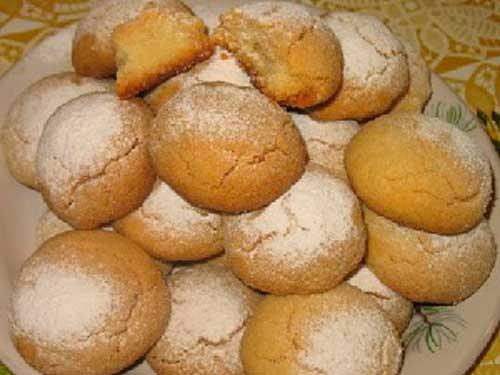 Шакерчурек Азербайджанская кухня