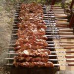 Шашлык из баранины по-грузински Грузинская кухня