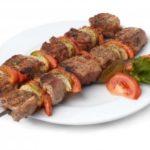 Шашлык из свинины Блюда из мяса Вторые блюда