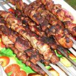 Шашлык по-азербайджански Азербайджанская кухня