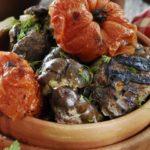 Шашлык по-карски с водкой Армянская кухня