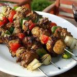 Шашлык по – кавказски Вторые блюда Шашлыки