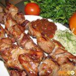 Шашлыки из мяса Шашлыки