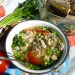 Щерба (уха) Украинская кухня