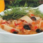 Шима (лапша с мясом) Вторые блюда Таджикская кухня