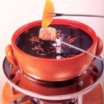 Шоколадно-апельсинное фондю Десерты Муссы