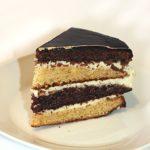 Шоколадный бисквит «Ночь» Выпечка Торты