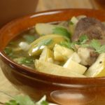 Шушинский бозбаш Азербайджанская кухня